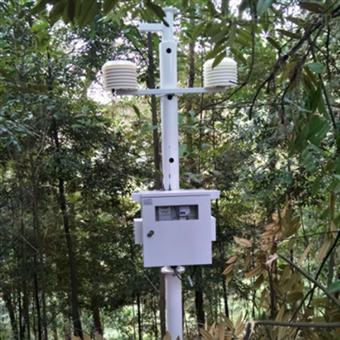 西北高原负氧离子在线监测系统HCZ-FLZ70