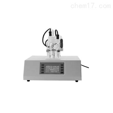 入门型卡尔费休微量水分测定仪