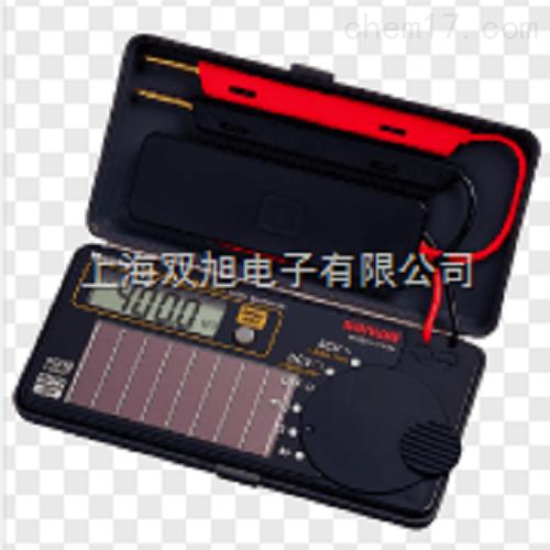 PS8A便携式太阳能充电数字万用表