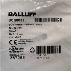 德国巴鲁夫BALLUFF传感器专家品牌