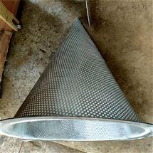 不锈钢锥形过滤器