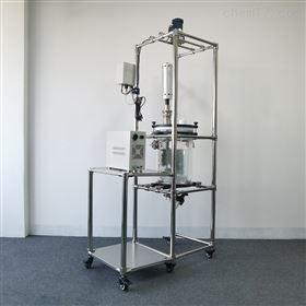 JH-BL20超声波石墨烯分散玻璃中试设备