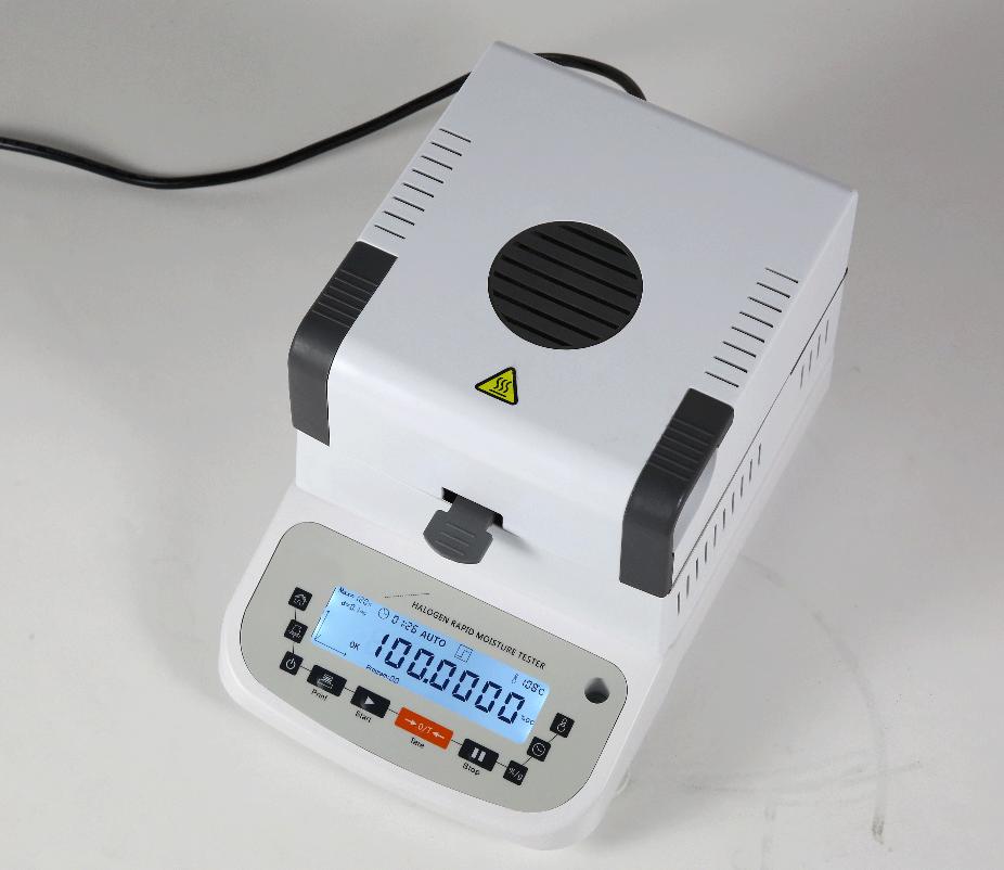 陶瓷粉末含水量检测——BOS-190A水分仪