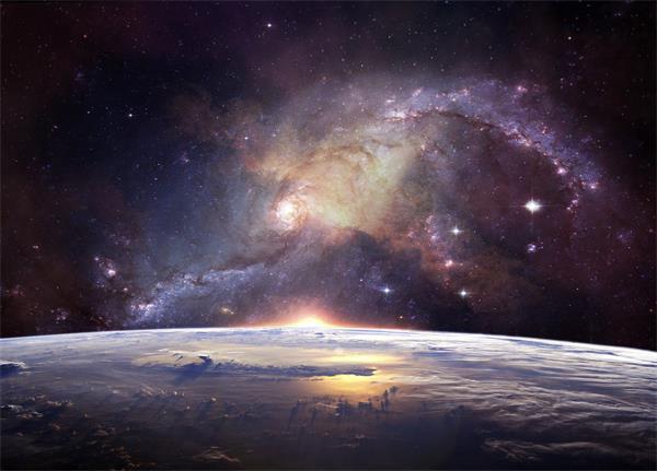 寂静的宇宙中,是谁在低声呢喃?