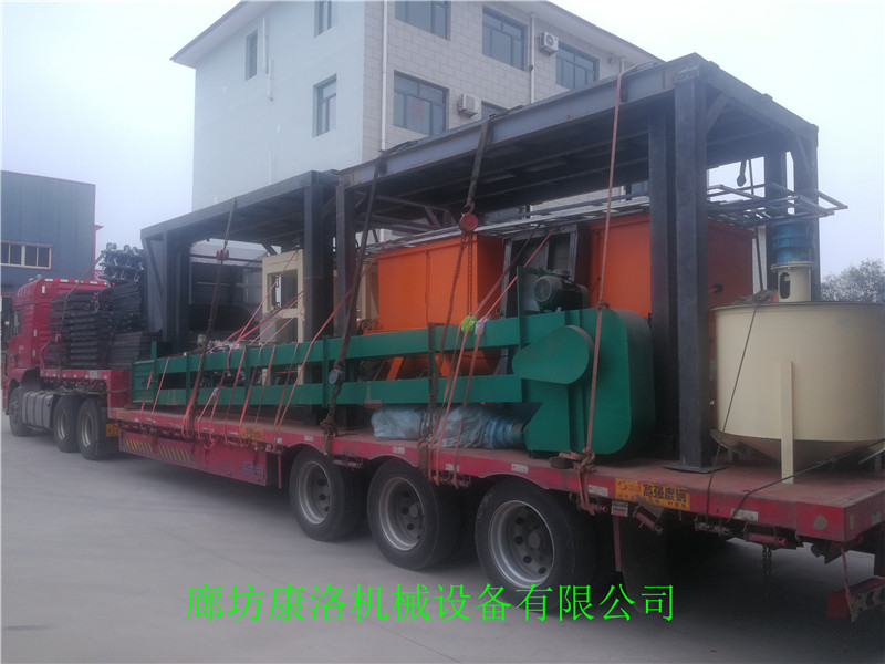 聚合物匀质板设备生产厂家价格