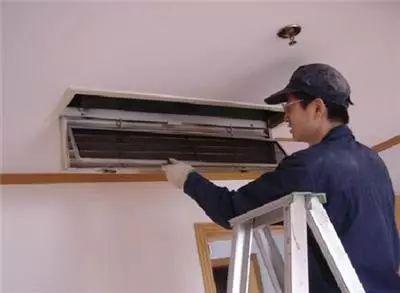 中央空調維修:一看、二摸、三聽、四測、五分析