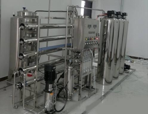 上海有色金属研究院中央纯水系统