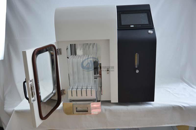 什么是全封闭干式氮吹仪?