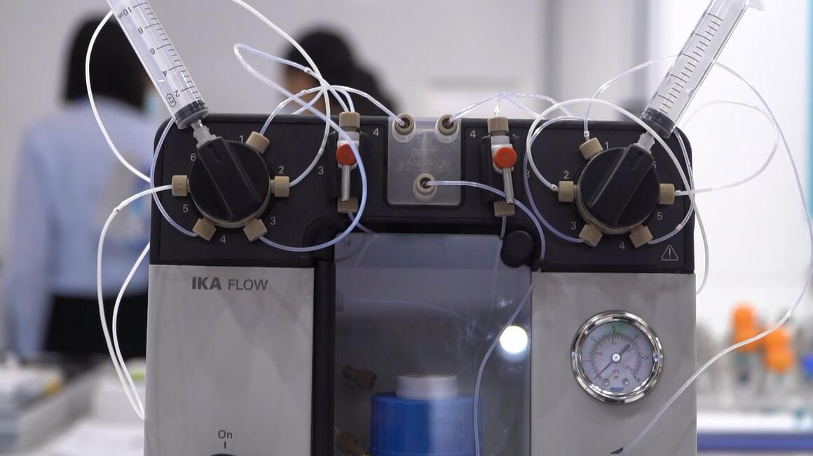 盛装亮相BCEIA 2021 IKA新品吸引关注