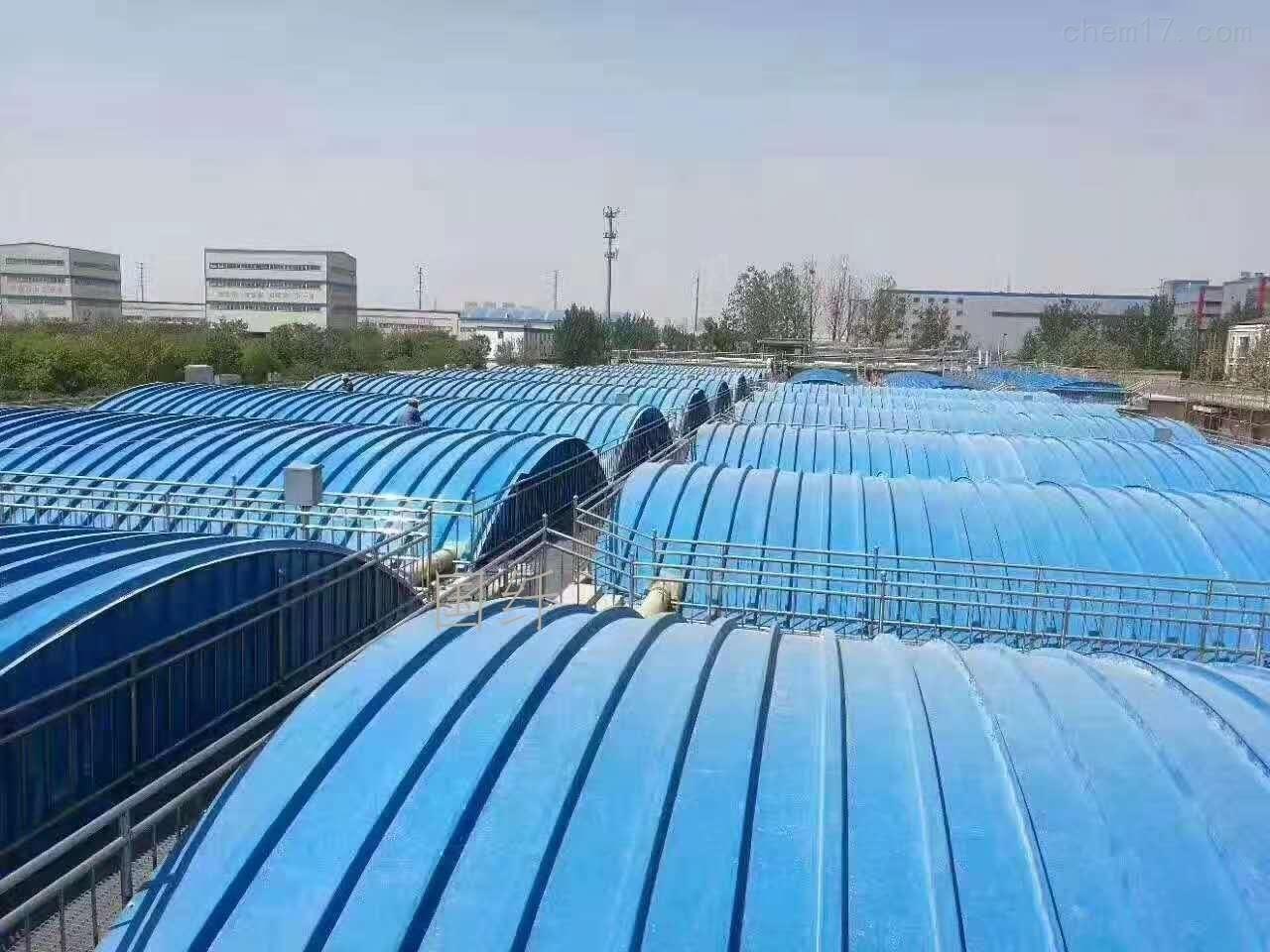 污水池拱形蓋板產品圖