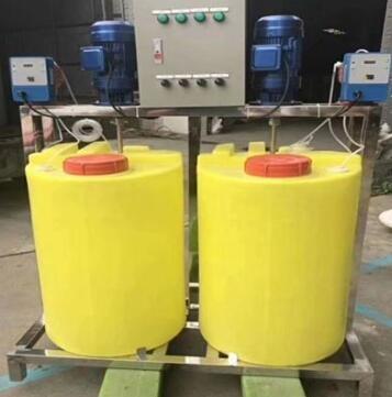 除磷投药系统