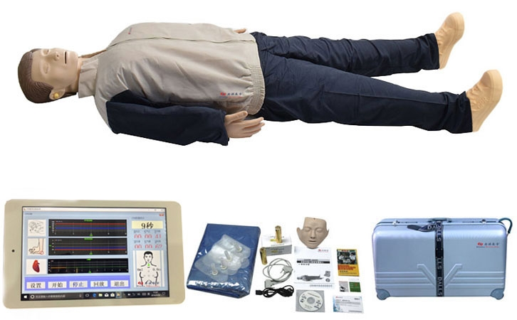 無線急救心肺復蘇模擬人