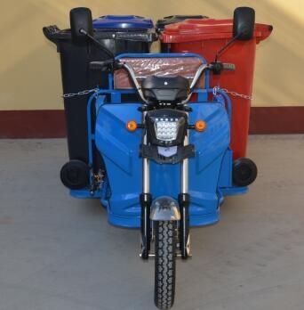 电动垃圾桶转运车