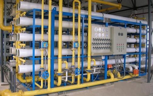 反渗透RO纯水设备