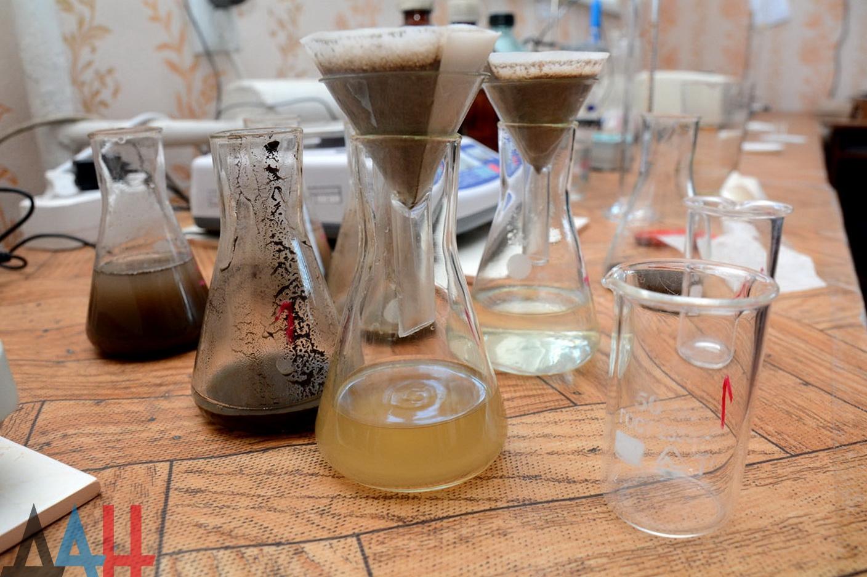 检测水质色度