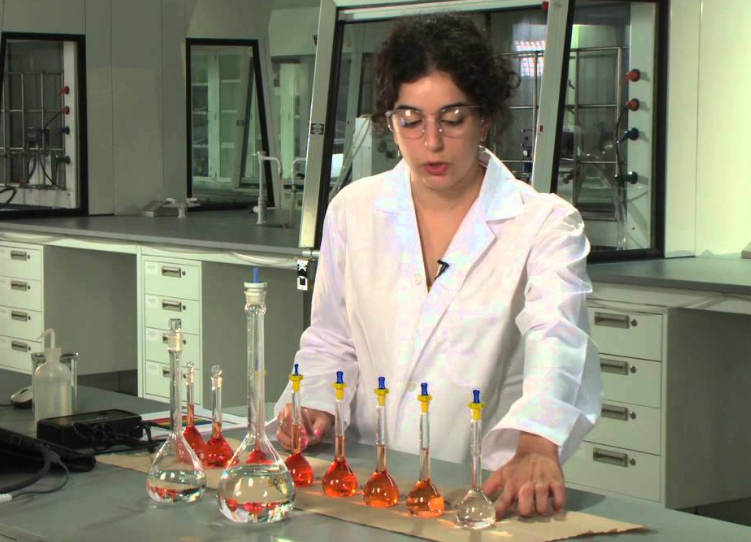 硝酸银检测水中可溶性氯化物