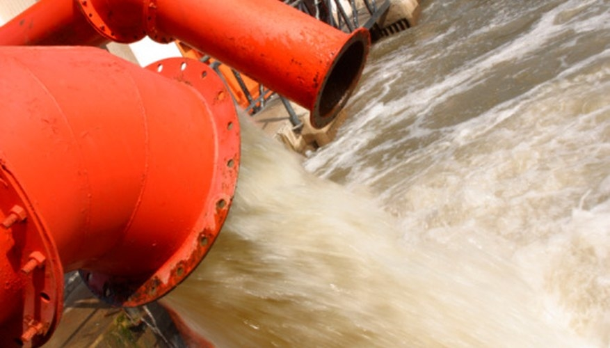 水碱度过高的工业废水