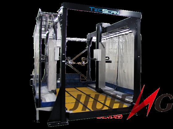 超聲波噴槍式門架URSUS3000