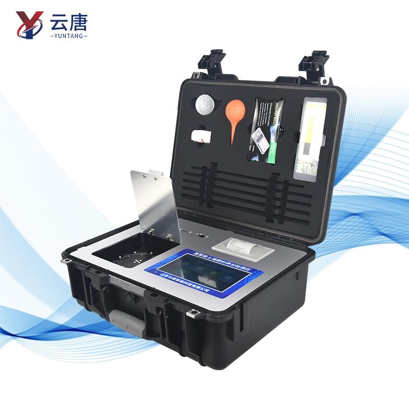 土壤检测检测化验室仪器设备配置大全@2021专业土壤检测