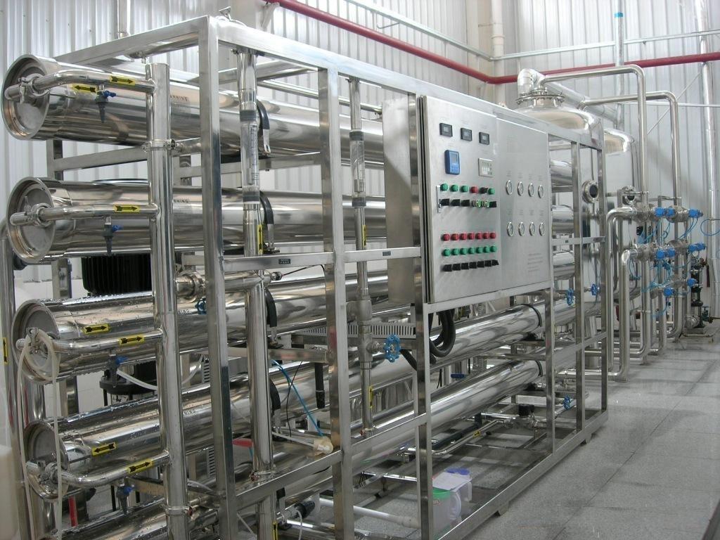 不锈钢RO纯水设备
