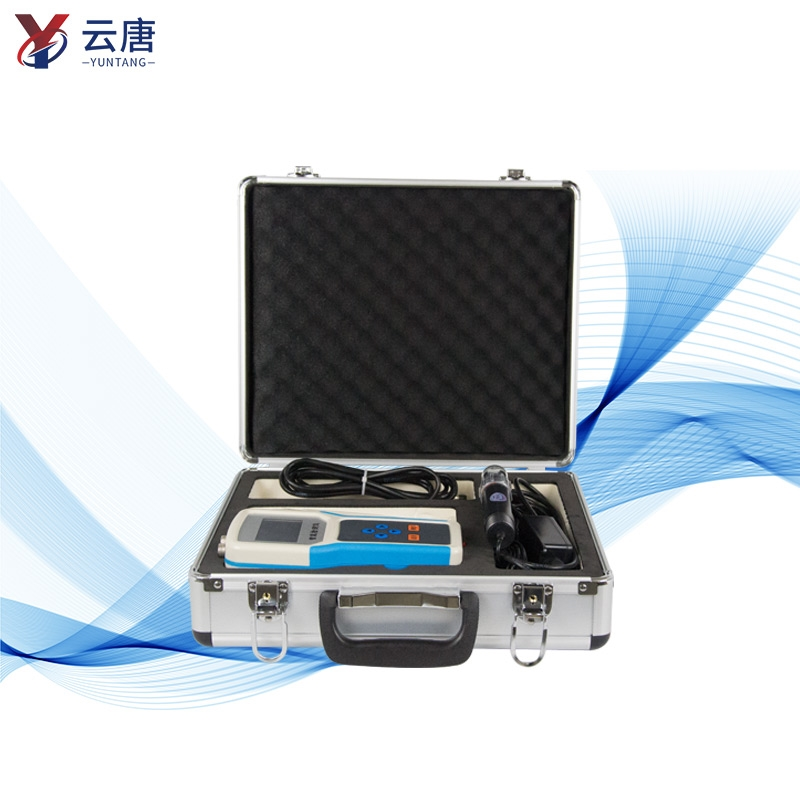 土壤温湿度盐分速测仪@_2021专业土壤温湿度检测厂