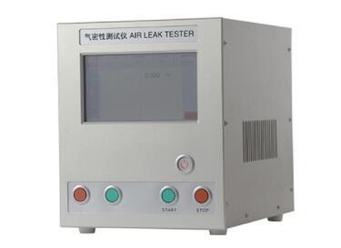 连接器气密性测试