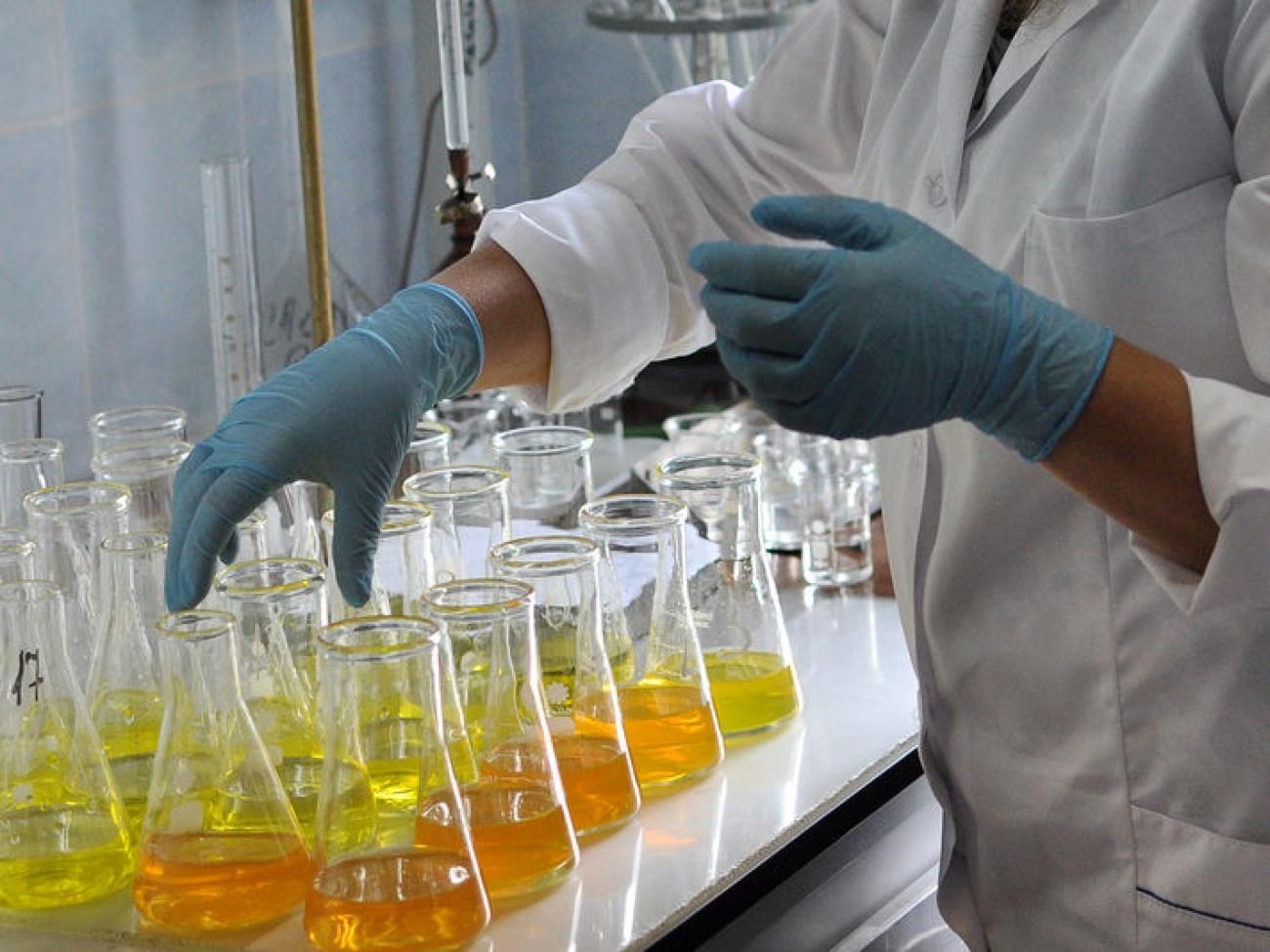 水质分析仪使用粉末试剂