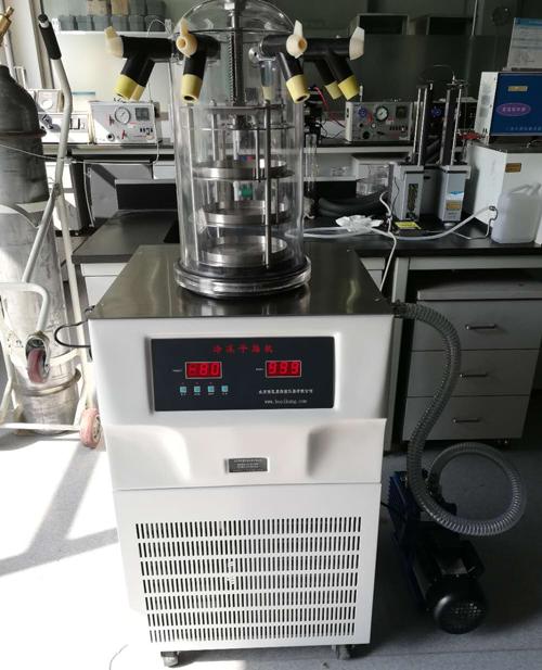 博大高科采购博医康FD-1D-80冻干机  来源:www.boyikang.com