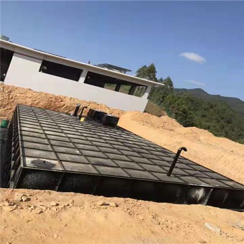 地埋箱泵一体化无浮泵站包安装与调试