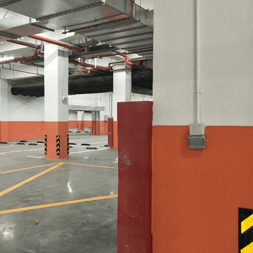 商务大楼车库co检测仪
