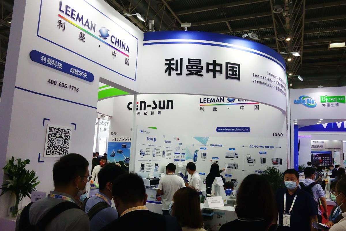 利曼中国参展BCEIA 2021