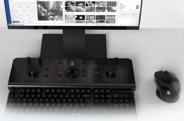 旋钮控制板和鼠标手势