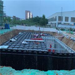 成品抗浮式地埋箱泵一体化消防泵房