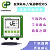氟化物测定仪_GP氟离子在线监测仪